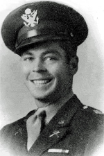 2 Lt Cecil O Fuquay - Silver Star Recipient (Source: Cecil Bingham)