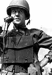 Col George Van Horn Moseley Jr. Commanding Officer 502nd PIR (Source:M Bando)