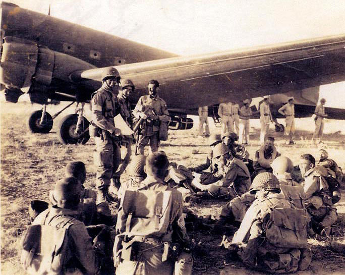 82nd Airborne Division During WW II - Pictures