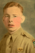 Cpl Walter (Bill) E Wells - (Source: Lt Col Brian Dutton)