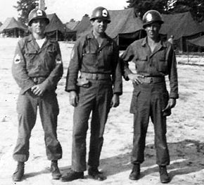 M/Sgt Robert W Carter Jr & Comrades