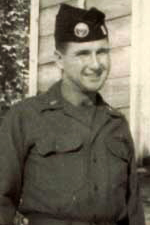 2/Lt George M Daily - 674th PFAB - Silver Star Recipient
